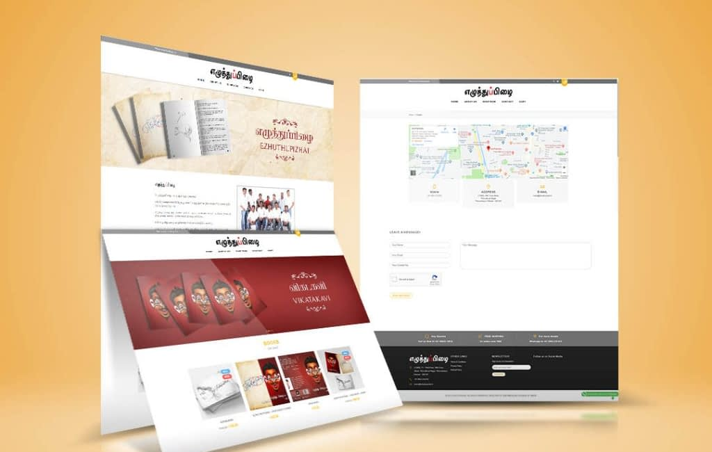 Web Design services chennai